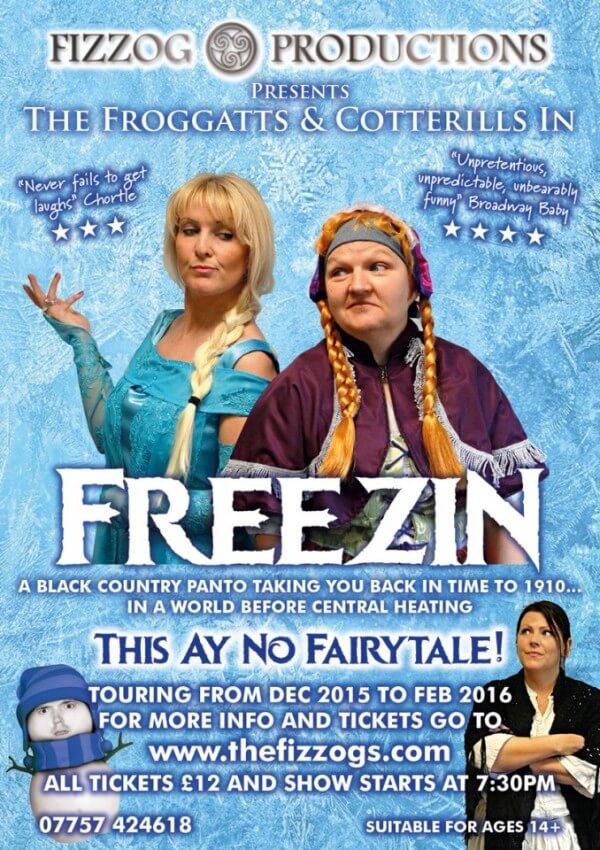Fizzog Productions Freezin