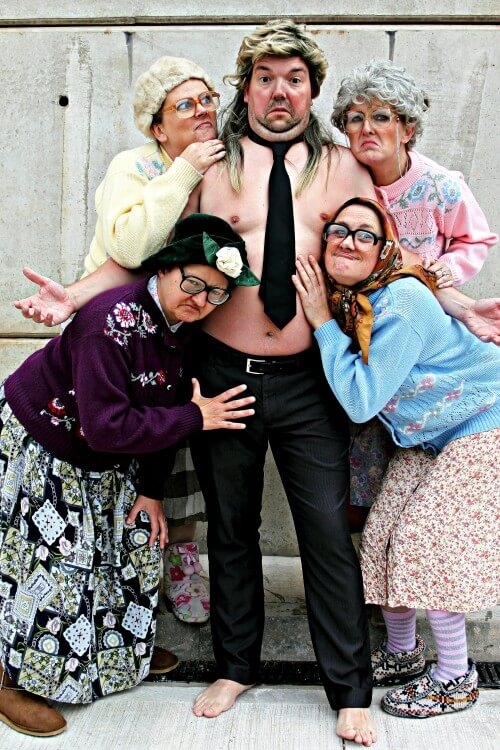 50 Shades Black Country Sketch Show