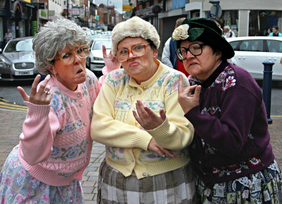 The Dancing Granny 69