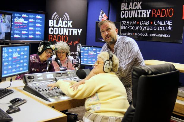 Fizzogs New Black Country Radio Show