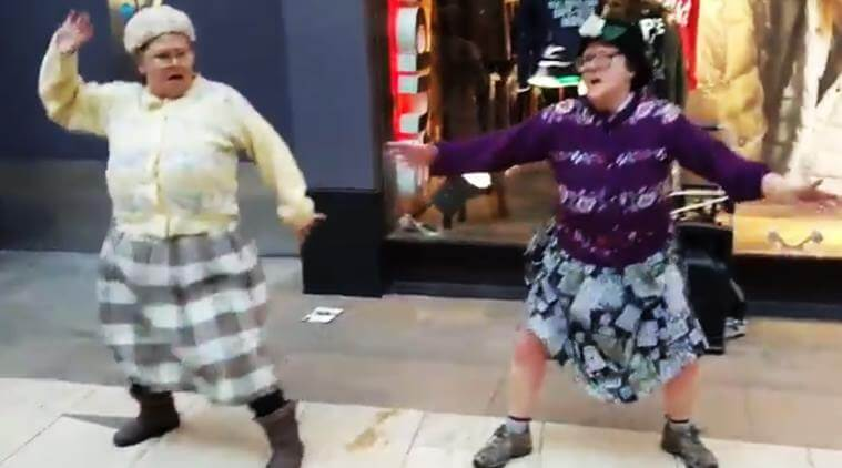 The Internet is in love with these British grandmothers showing off Bhangra moves