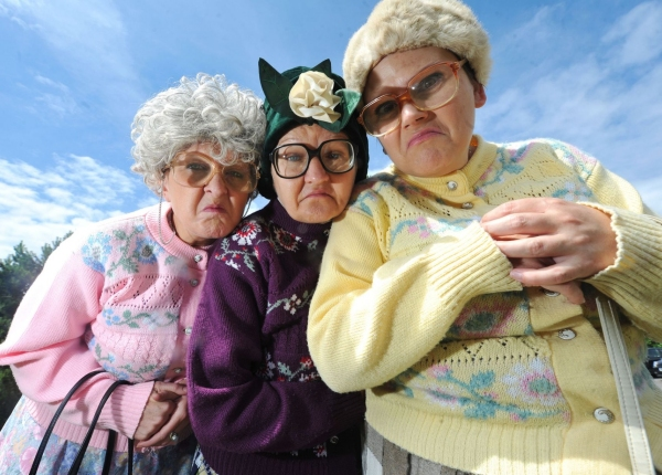 The video of sexy Black Country grannies which went viral