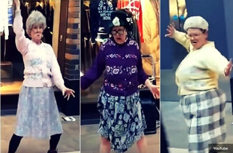 These grannies doing bhangra to Diljit Dosanjh's 'Patiala Peg' prove age is just a number