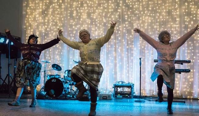 Viral Video Bhangra-Dancing British 'Grannies' Are Taking The Internet By Storm