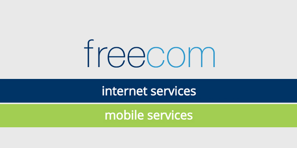 Freecom Mobile Apps