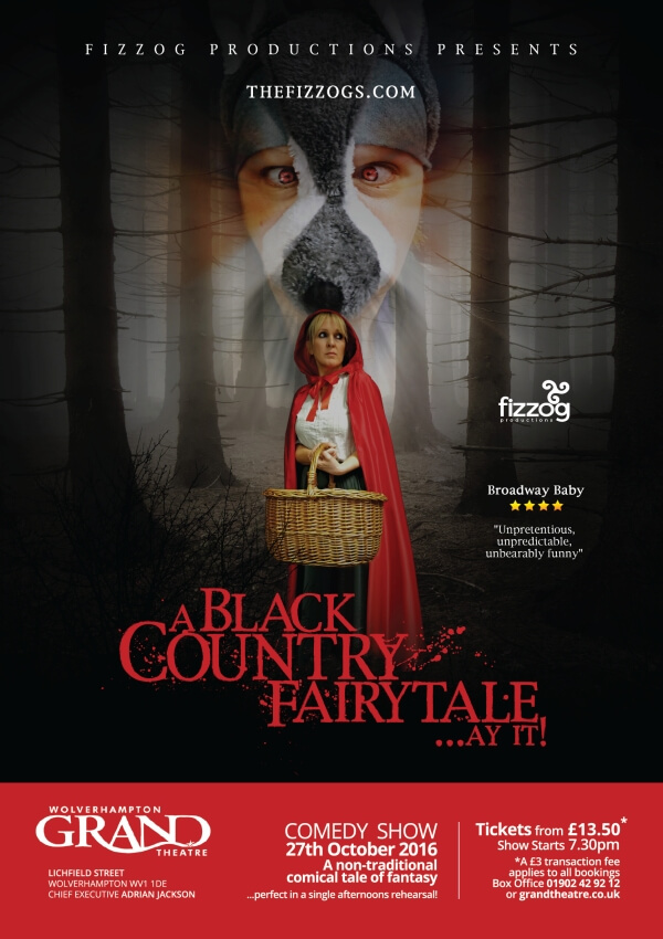 A Black Country Fairy Tale 2016