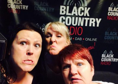 The Fizzogs on Black Country Radio